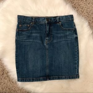 Free People Denim Skirt from Urban Outfitters